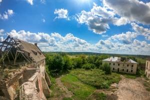 Клеванський замок (Покинутий маєток Чарторийських), Клевань