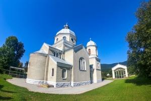 Church of the Nativity of Blessed Virgin, Skole