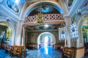 Церква Різдва Пресвятої Богородиці, Сколе