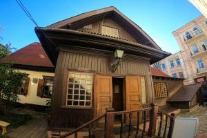 Literary-memorial house-museum of T.G. Shevchenko, Kyiv