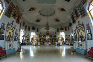 Церква Спаса Преображення, Печеніги