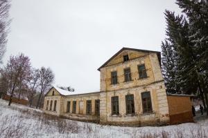 Покинута Гиївська школа, Люботин