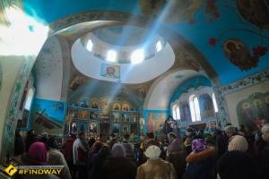 Свято Трифонівська церква, Слобожанське