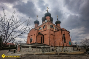 Храм Архангела Михаила, Донец