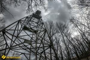 Пожежна вежа, Донець