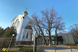 Храм 2000-річчя Різдва Христового, Харків
