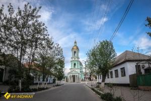 Церква Різдва Богородиці, Вилкове