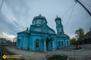 Old Believers Church of St. Nicholas, Vilkove