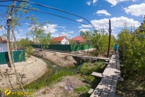 Район каналов, улицы-реки Вилково