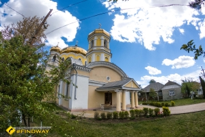 Церковь Святого Николая, Вилково