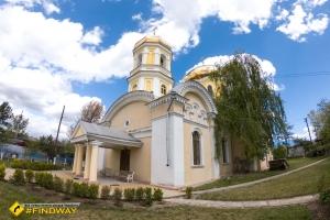 Church of St. Nicholas, Vylkove