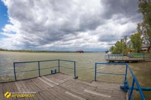 Річковий вокзал, Вилкове