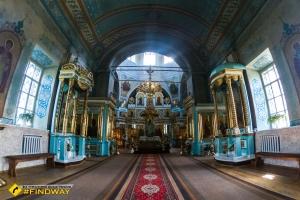 Свято-покровський собор, Кілія