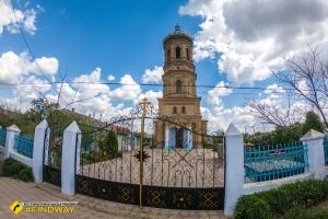 Старообрядческий Храм Покрова Пресвятой Богородицы, Килия