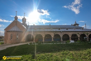 Старовірська церква Іоанна богослова, Стара Некрасівка