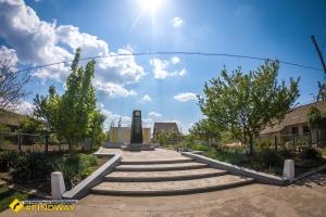 Struve Arc, Stara Nekrasivka