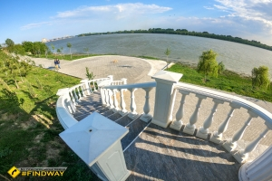 Место турецкой крепости «Измаил»