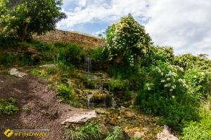 Водоспади Трубецького, Козацьке