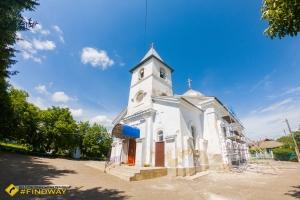Церковь Архангела Михаила, Змиевка