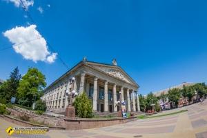 Академический драматический театр Шевченко, Тернополь