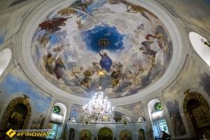 Церковь Святого Николая, Аскольдова могила, Киев