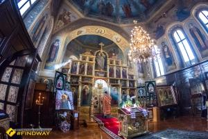 Свято-Феодосиевский мужской монастырь, Киев