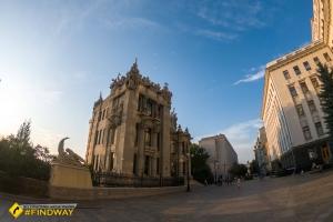 Адміністрація президента, Банкова, Київ