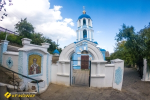 Nativity of the Virgin Church, Genichesk