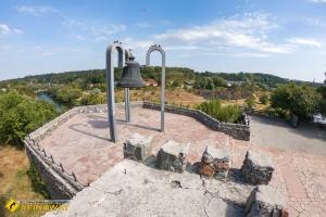 Остатки крепости Звягель, Новоград-Волынский