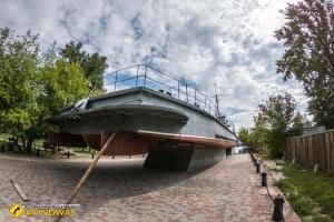 Парк Моряков, Киев
