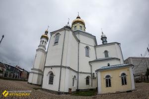 Cathedral of Christ Nativity, Korosten