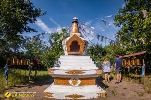 Буддистская ступа «Дхарма Чакра», Запорожье
