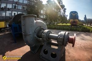 Музей горной техники под открытым небом, Кривой Рог