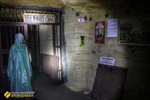 Музей-катакомби «Таємниці підземної Одеси»