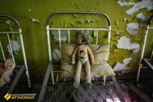 Заброшенный детский сад, Копачи