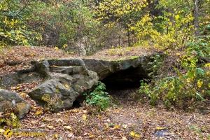 Грот Найдёнов леса, Знамянка