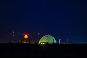 Чернобыльская атомная электростанция (ЧАЭС), Припять