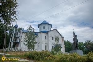 Успенская церковь (1759г), Межирич