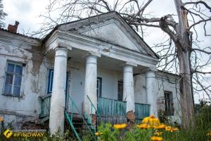 Покинута графська садиба Капніст, Михайлівка