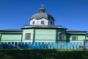 Михайлівська церква, с.Городище, Мена