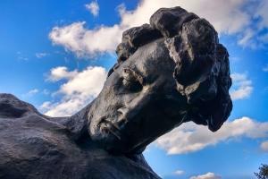 Сквер та пам'ятник жертвам Бабиного яру, Київ