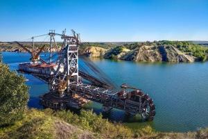 Константиновский угольный разрез, Березовка