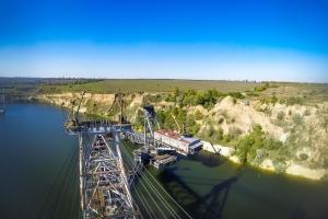 Konstantinovskiy coal cut, Berezivka