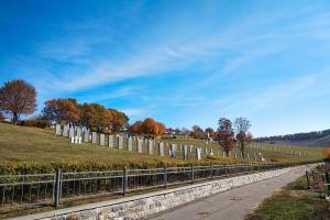 Німецький цвинтар (Кладовище №17), Харків