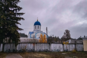 Domnytskyy Monastery of Holy Nativity, Domnytsya