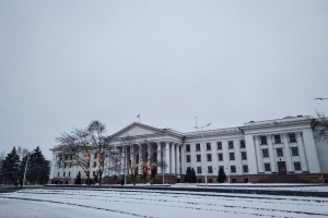 Площадь Мира, Краматорск