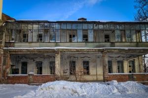 Заброшенная старая гинекология, Чугуев