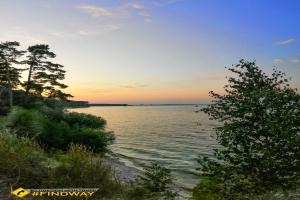 Київське море, Лютеж
