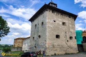 Меджибізький замок