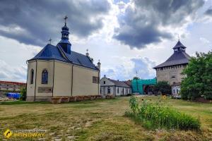 Церква святого Миколая (1546р), Меджибіж